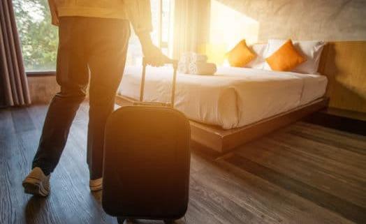 قرنطینه در هتل های تأیید شده