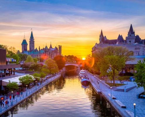 بودجه سال 2021 برای مهاجرت کانادا