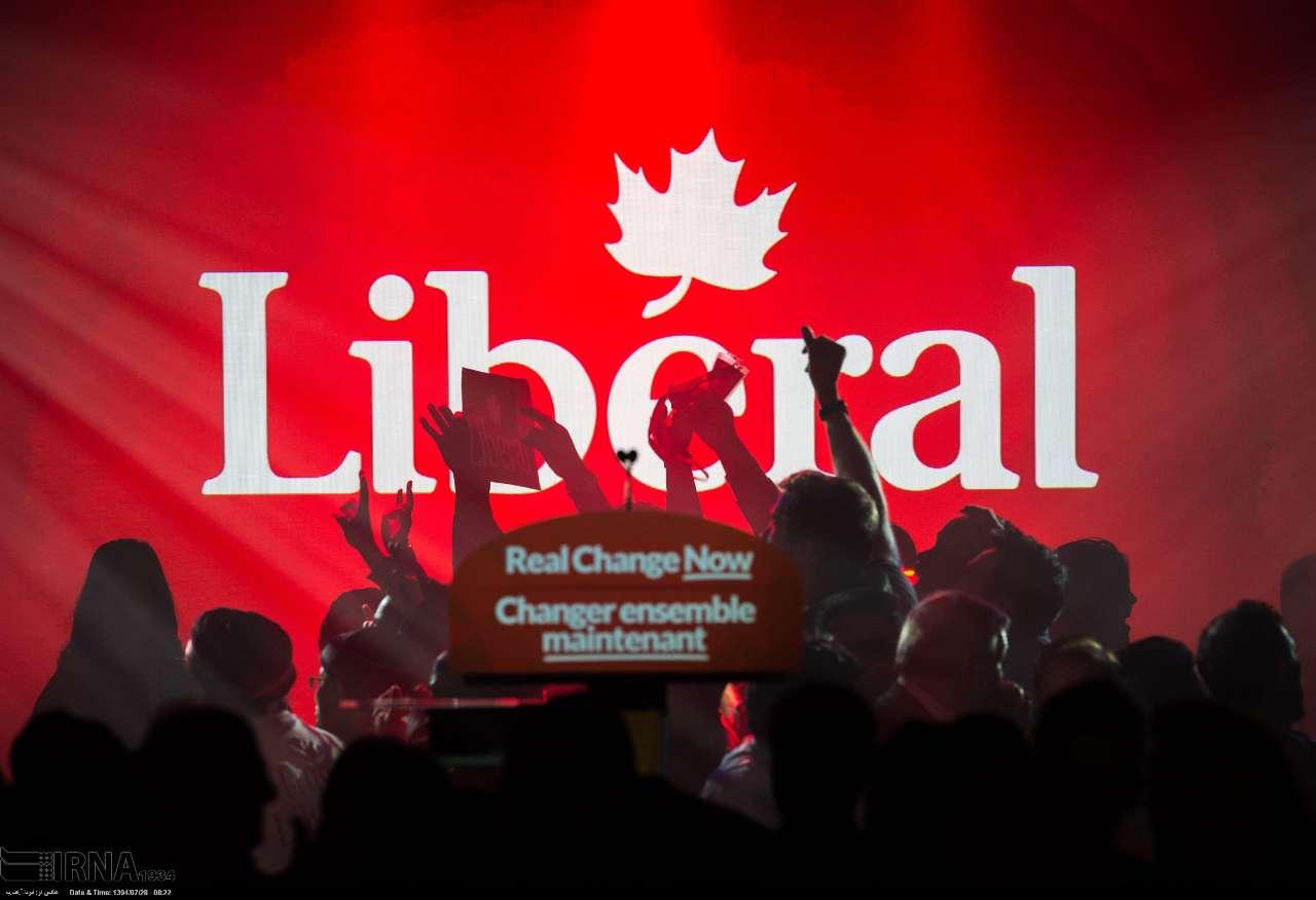 پیروزی لیبرالها